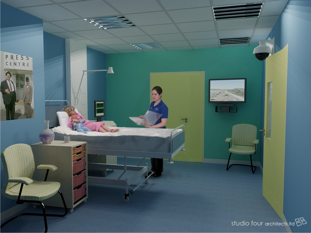 Paediatric Video-Telemetry (PVT) Suite