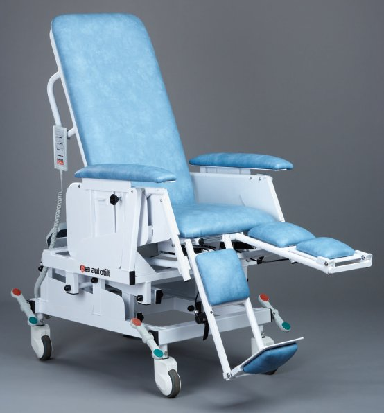 Auto-Tilt Sigma Physiotherapy Chair