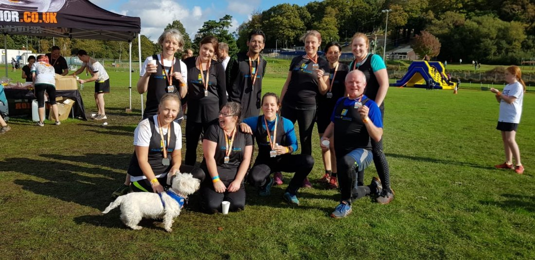 The Epilepsy Team Active Warrior Challenge