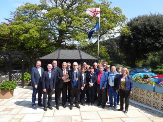 Rotary Club of Guernsey Lunch