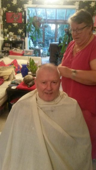 11 Brave the Shave